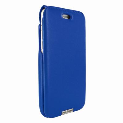 Piel Frama iPhone 6 / 6S / 7 / 8 UltraSliMagnum Leather Case - Blue