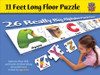 ABC Floor Puzzle - 26pc Floor Puzzle by Masterpieces (discon)