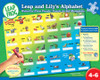 Leapfrog: Leap & Lily's Alphabet Write on Floor Puzzle - 36pc Floor Puzzle by Masterpieces (discon)