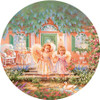 Grow with Faith - 500pc Round Jigsaw Puzzle by Masterpieces (discon)