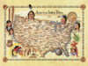 American Indian Tribes - 500pc Jigsaw Puzzle by Masterpieces (discon)