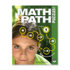 Math Paths Level A - Puzzle Book By Mindware (discon)