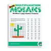 Puzzle Books - More Multiplication Mosaics