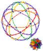 Hoberman Sphere - Rings