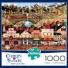 Charles Wysocki: Sleepy Town West - 1000pc Jigsaw Puzzle by Buffalo Games (discon-21577)