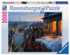 Paris Balcony - 1000pc Jigsaw Puzzle By Ravensburger