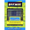 Bilz Mini (Green) - Gift Card Money Puzzle