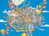 Tomax Jigsaw Puzzles - World Treasures Puzzle