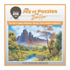 Bob Ross: Fall - 500pc Jigsaw Puzzle by Wellspring