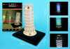 3D Puzzles - LED Light Up Version!: Leaning Tower of Pisa