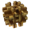 EcoLogicals: Basket Shoot - Wood Assembly Puzzle