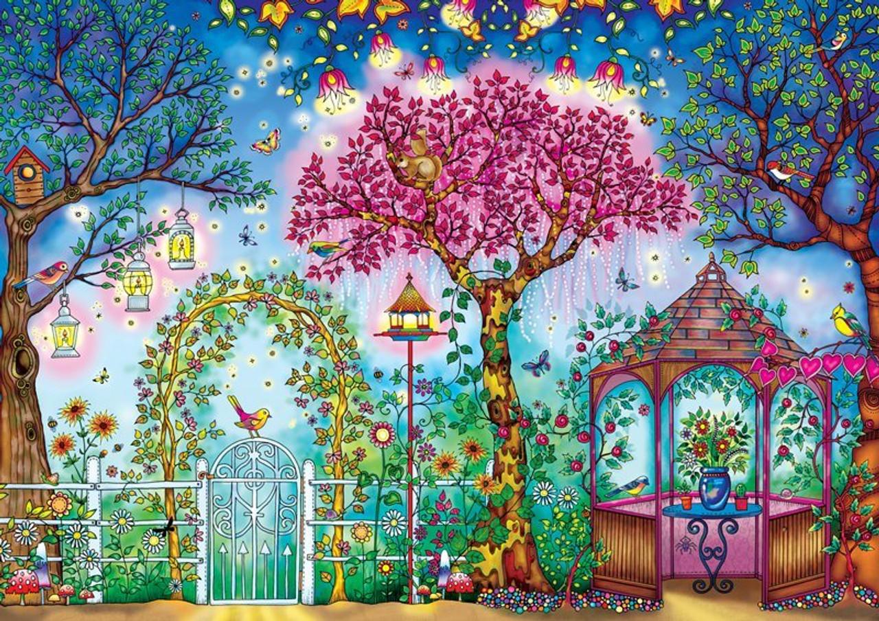 Johanna Basford Coloring Book Www Picswe Com
