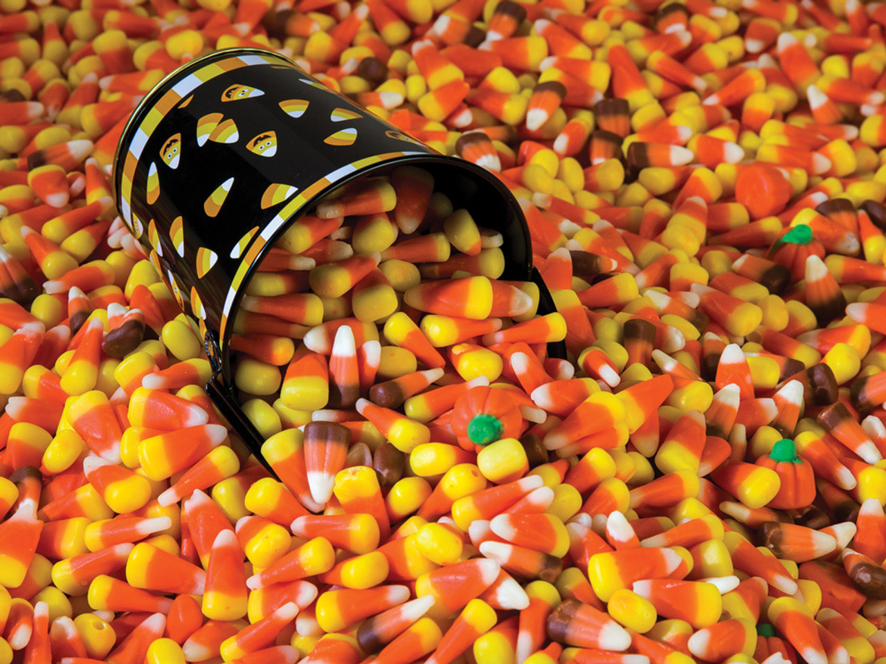 candy corn 550pc jigsaw puzzle by vermont christmas company - Christmas Candy Corn