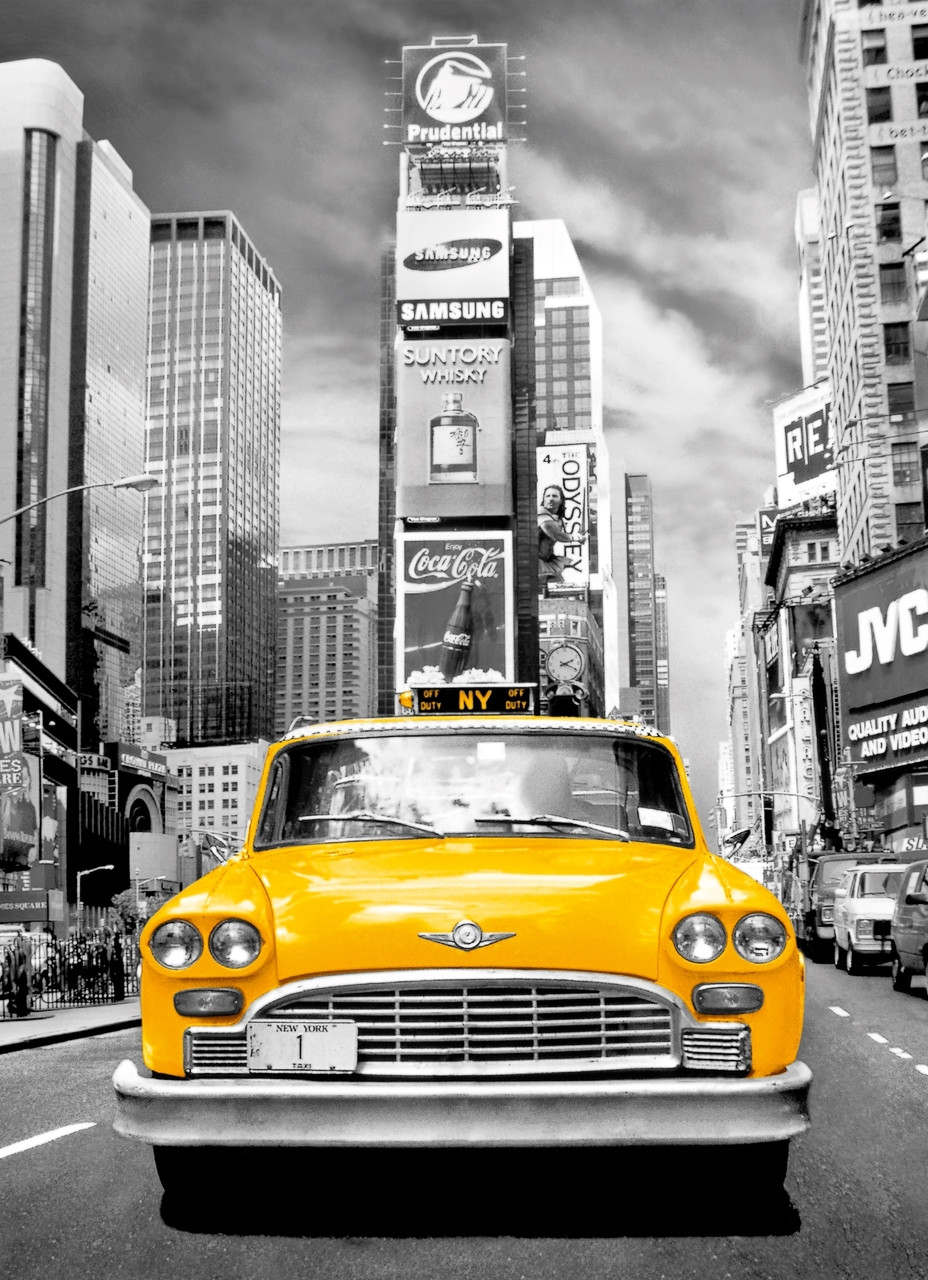 platinum collection new york taxi 1000pc jigsaw puzzle. Black Bedroom Furniture Sets. Home Design Ideas