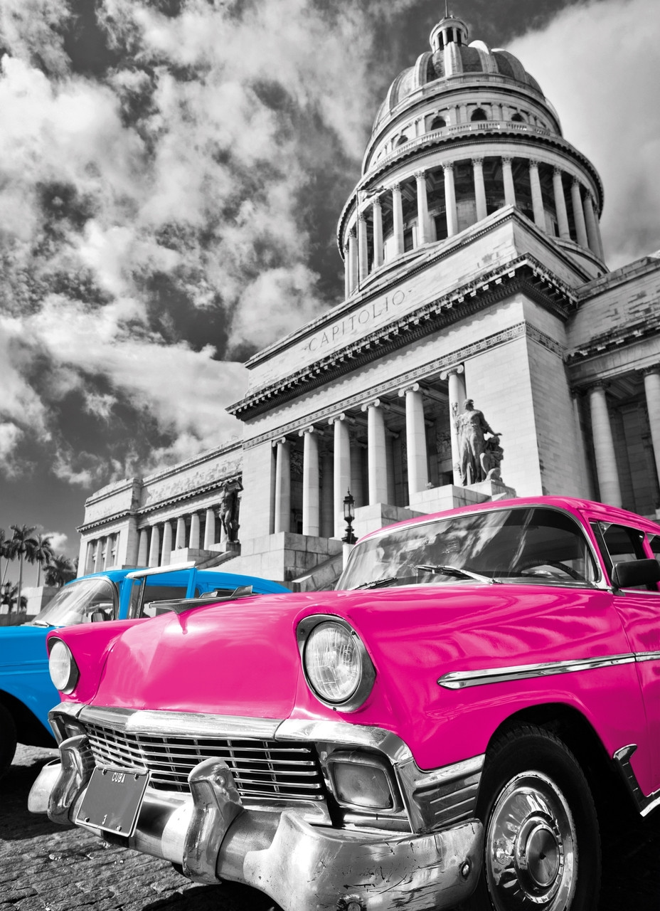 Platinum Collection: Cuba - 1000pc Jigsaw Puzzle by ...
