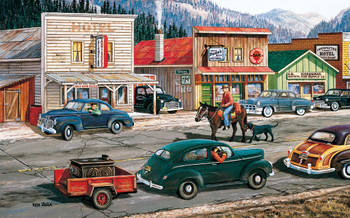 Jigsaw Puzzles With Cars Trucks Seriouspuzzles Com