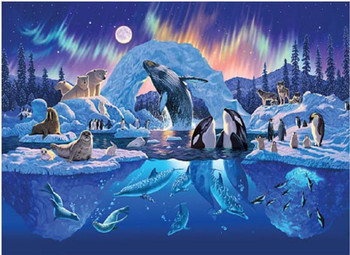 4000pc jigsaw puzzles seriouspuzzles arctic harmony 4000pc jigsaw puzzle by tomax gumiabroncs Images
