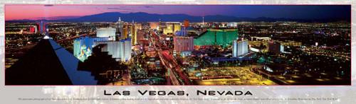Panoramic Jigsaw Puzzles - Las Vegas, Nevada