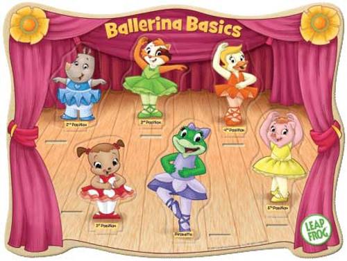 Leapfrog: Ballerina Basics - 6pc Kids Puzzle by Masterpieces (discon)