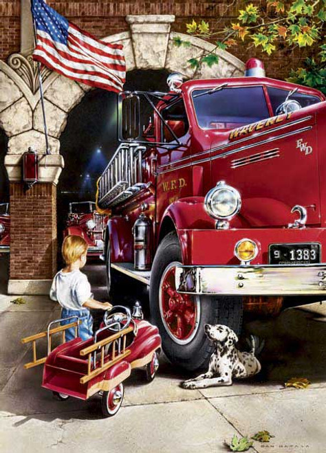 Childhood Dreams - 750pc Jigsaw Puzzle by Masterpieces (discon)