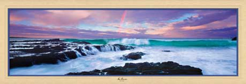 Pacific Promise - 1000pc Panoramic Jigsaw Puzzle by Masterpieces (discon)