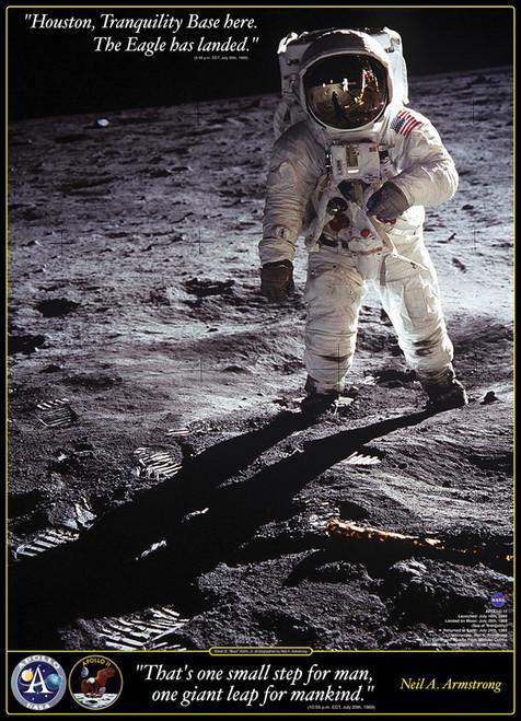 Eurographics Jigsaw Puzzles - Walk on the Moon
