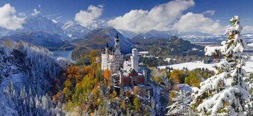 Ravensburger Jigsaw Puzzles - Neuschwanstein Castle
