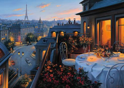 Ravensburger Jigsaw Puzzles - Paris Balcony