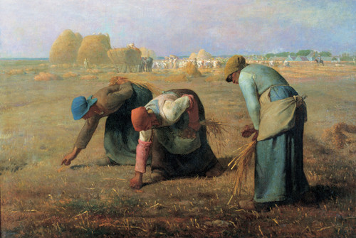 Tomax Jigsaw Puzzles - The Gleaners