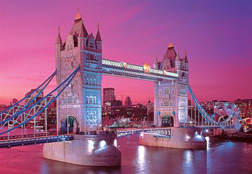 Tomax Jigsaw Puzzles - Tower Bridge, London, England