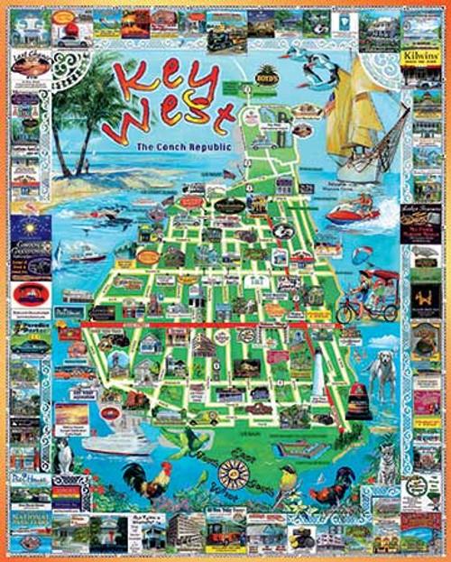Jigsaw Puzzles - Key West