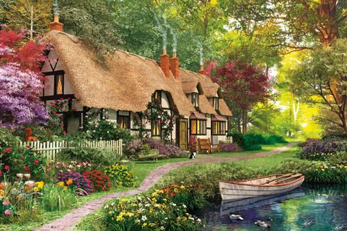 Jigsaw Puzzles - Cozy Cottage