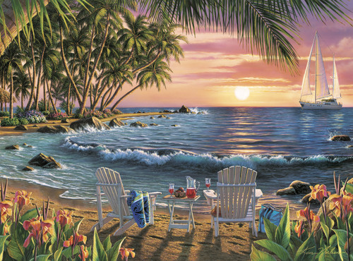 Norlien: Summertime - 1000pc Jigsaw Puzzle By Buffalo Games