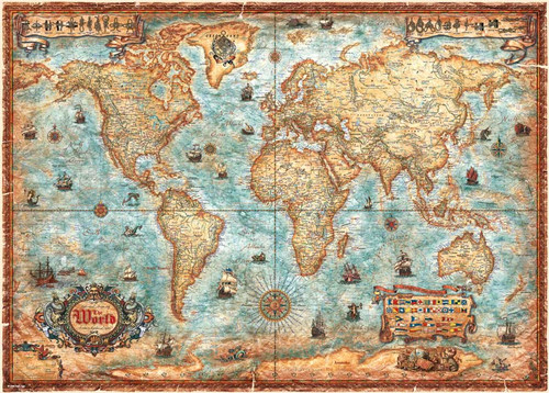 Jigsaw Puzzles - The World