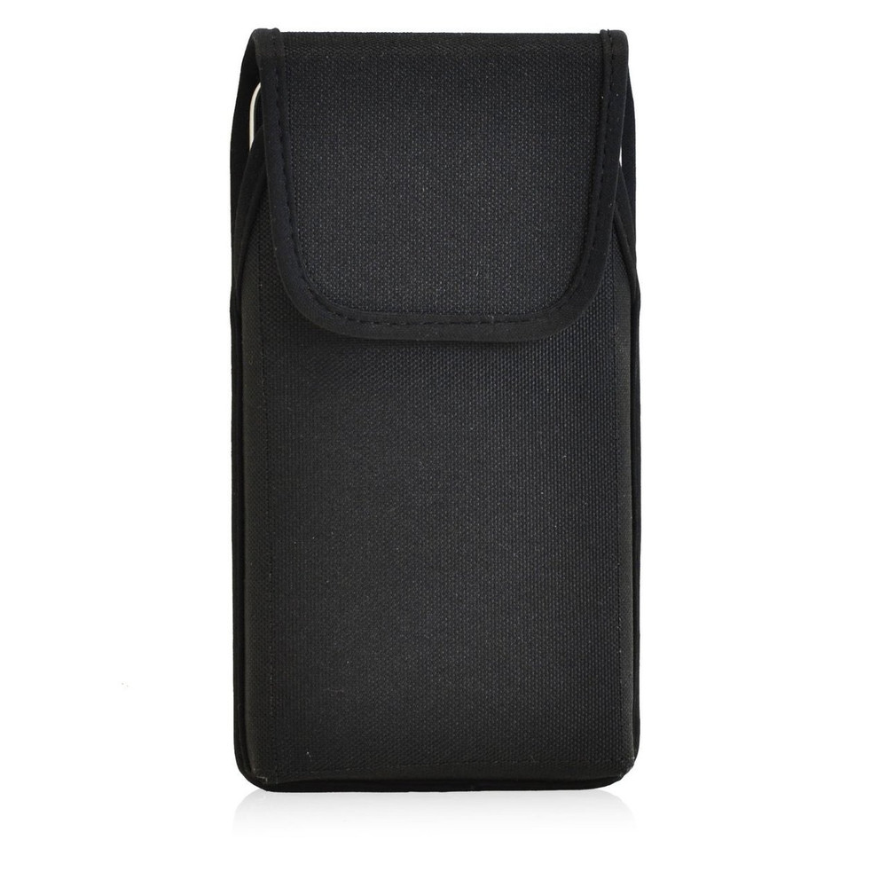 iPhone 6 Plus/6S Plus Vertical Nylon Rotating Clip Holster