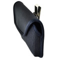 Google Pixel Belt Clip Case, Google Pixel Holster, Black Nylon Pouch with Heavy Duty Rotating Belt Clip, Horizontal