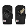 "Zebra Motorola MC75 Mobile Computer Case Nylon 2 Belt Clips, Metal Clip/Belt Loop Fits 6 1/2""X 3 3/8""X 1 3/4"""