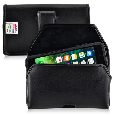 iPhone 8 Plus and iPhone 7 Plus Holster Black Belt Clip Fits Otterbox Commuter