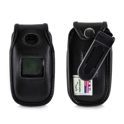 Duraxv Lte Verizon Flip Phone Black Belt Clip Holster Case