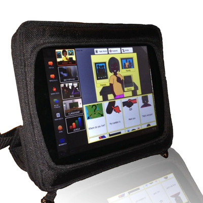 DynaVox T10  Heavy Duty Tablet Case for School & Work