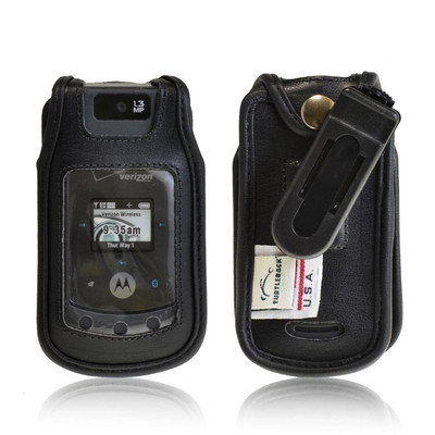 Motorola W755  E Leather Case