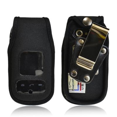 Pantech Breeze 4 IV  Heavy Duty Nylon Case