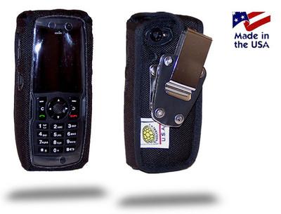 Sonim XP5560 Bolt Heavy Duty Nylon Fitted Case, Metal Belt Clip by Turtleback