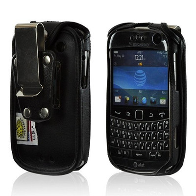 Blackberry Bold 9900 9900 Fitted Case, Metal Belt Clip