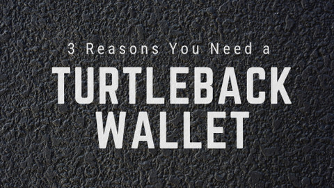 3 Reasons You Need a Turtleback Wallet