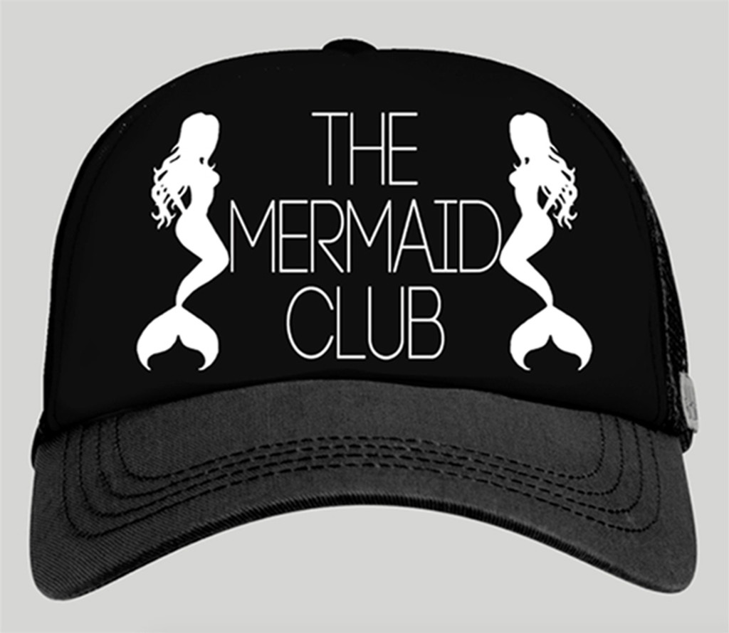 MERMAID CLUB HAT