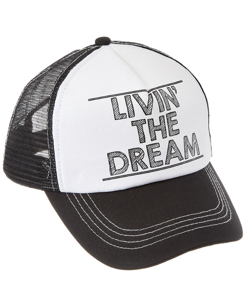 LIVIN THE DREAM HAT