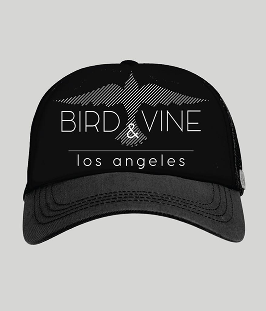 BIRD & VINE TRUCKER HAT