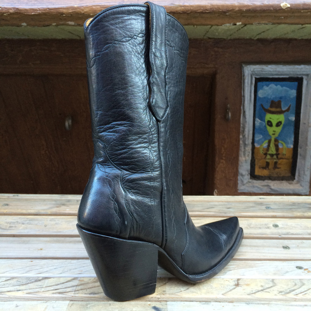 Liberty's Black Calf Diablito sizes 5.5 and 6.5 only