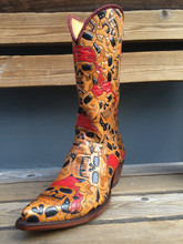 Libtety Boot Co. Handmade 62 MUERTOS PIRATA